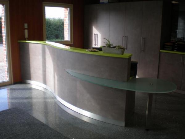 Agencement de bureaux  - Linselles, Lille ( Nord)