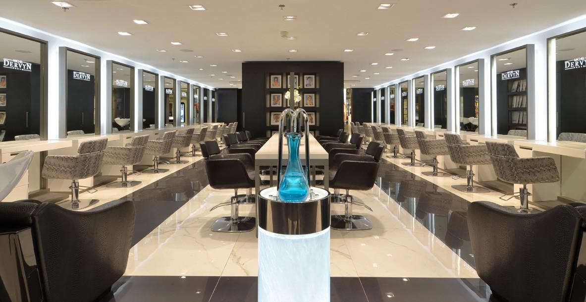 Aménagement d\'un salon de coiffure, agencement Esthétique ...