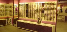 Agencement magasin d'optique - Linselles, Lille