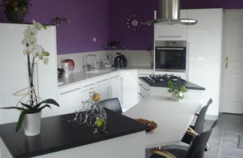 Agencement de cuisine -  Linselles, Lille
